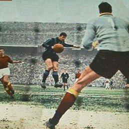 Campionato 61/62, Inter-Roma 0-1